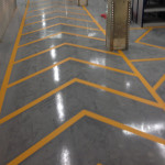 Line Marking for Primark Warehouse in Warrington