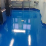 Hygienic Resin Flooring for School Kitchen
