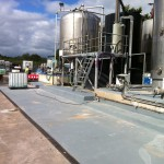 Refurbishment of Chemical plant in Wrexham