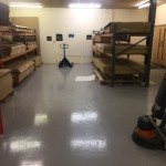 Industrial flooring in Stockport