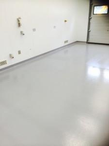 Seamless Anti-Static Resin Flooring
