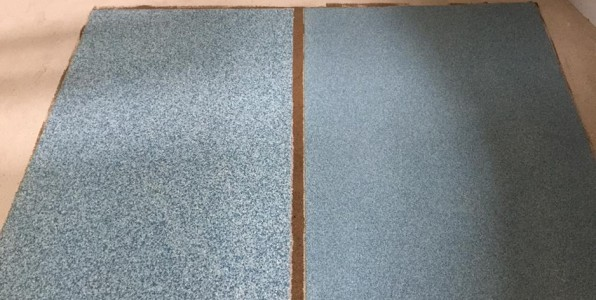 Vinyl Flooring with no joints or seams