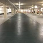 Underground Car Park Flooring